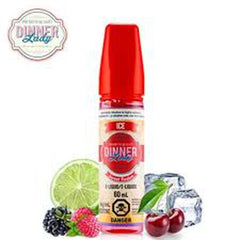 Mixed Fruit Ice (Sweet Fusion)-  Dinner Lady - 60 ML
