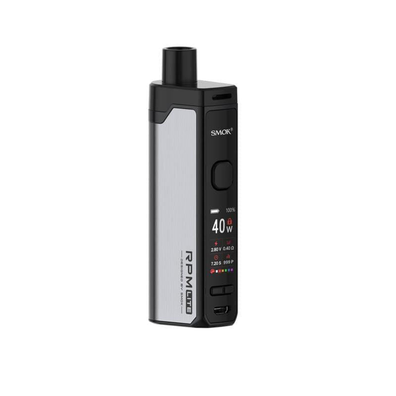 Silver Smok RPM Lite Kit
