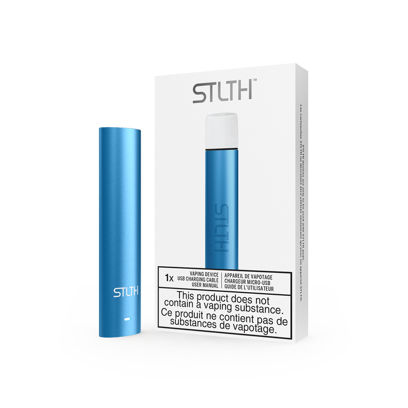 STLTH DEVICE LIMITED EDITION - ANODIZED BLUE