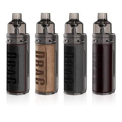 Bronze Knight Voopoo Drag S - 60 W Pod Kit