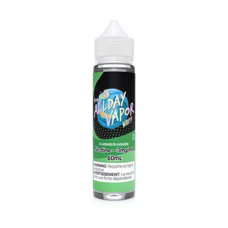 3 MG Wavyy By All Day Vapor - New Bay Series - 60 ML