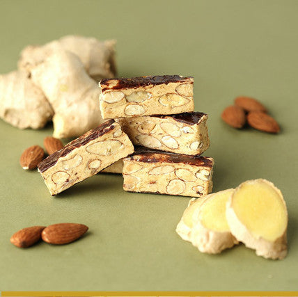 Ginger and Almond <br> 薑汁杏仁