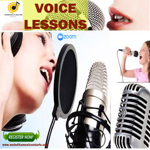 Voice Music Lesson