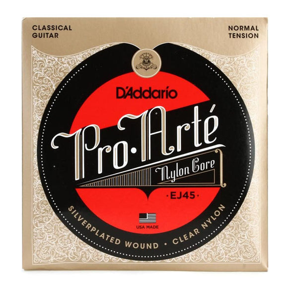 D'Addario Pro-Arte Classical Guitar Strings - Normal Tension