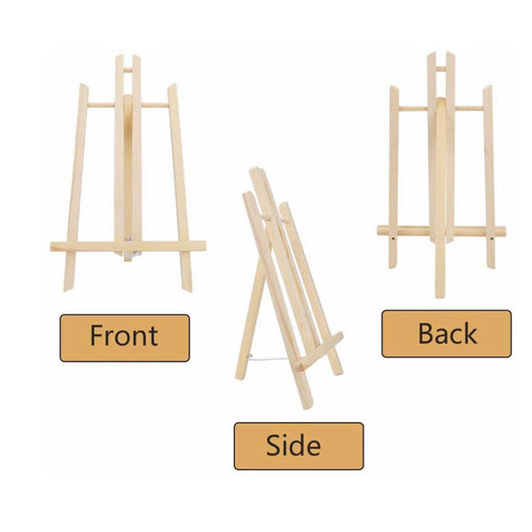 Art Easel Painting Stand Tabletop Easel Menu Poster Display Stand 30 x 19cm/11.81 x 7.48inch