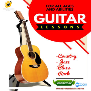 Guitar Music Lessons