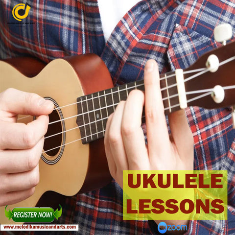 Ukuelele Music Lessons