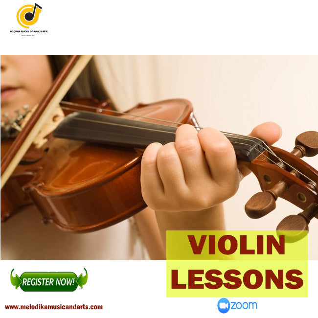 Violin Music Lesson