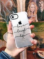 Love Laugh Life Impact Case (4332540035125)