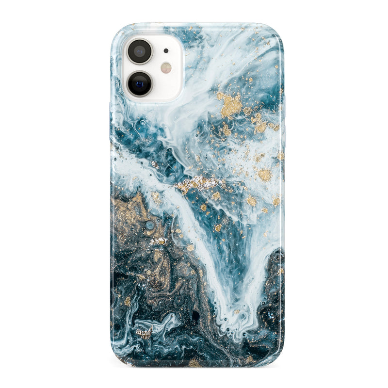 Sandy Ocean iPhone Case