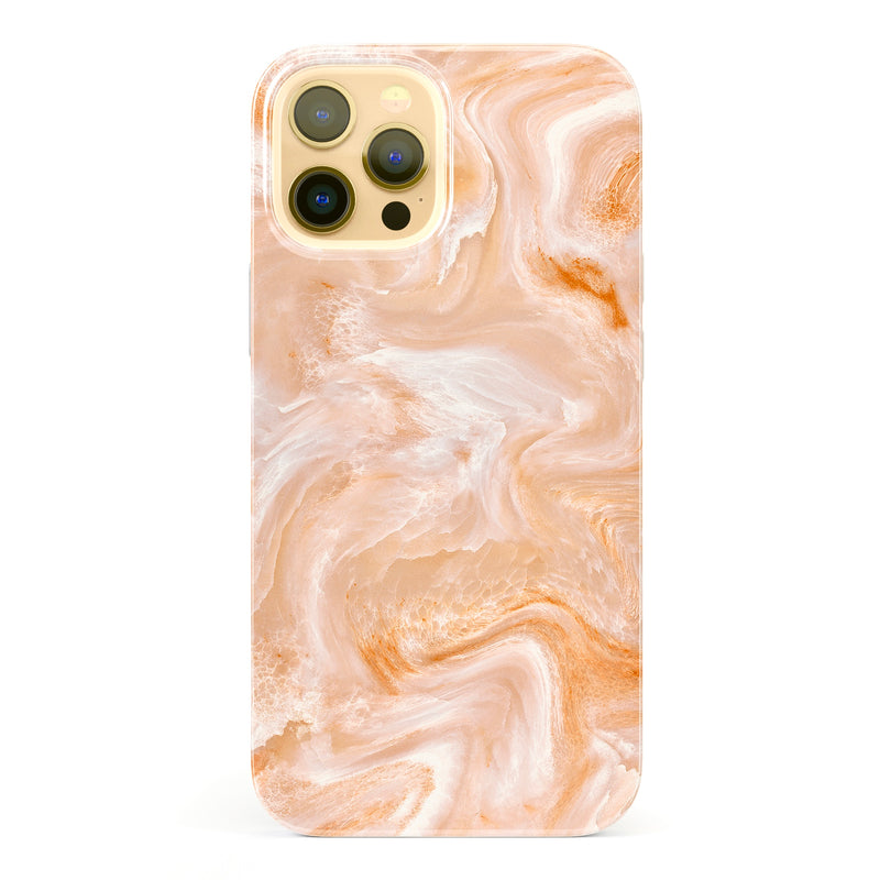 Coral Shell iPhone 12 Case