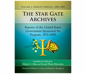 The Star Gate Archives Volume 2: Remote Viewing, 1985-1995