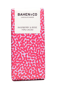 Bahen & Co Dark Chocolate Bar