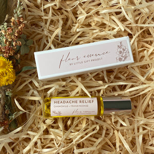 Headache Relief - Natural Essential Oils Perfume