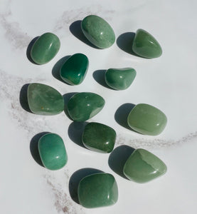 Higher Heart ~ Green Aventurine
