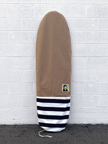 Green Fuz Fuzgun Canvas Board Bag