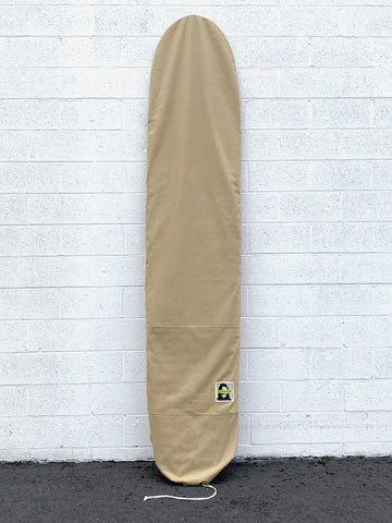 Green Fuz Sessions Canvas Longboard Bag