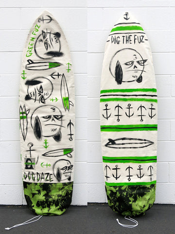 Terminal Radness Bog Daze Board Bag