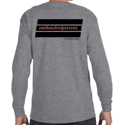 ONEHUNDREDPERCENT Long Sleeve