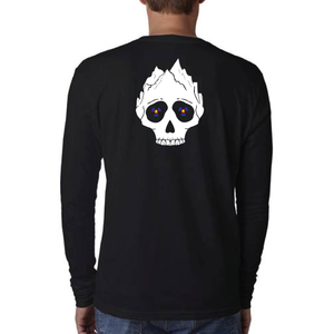 Radiology Skull Long Sleeve