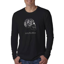 Load image into Gallery viewer, Line Mountain Skull Long Sleeve