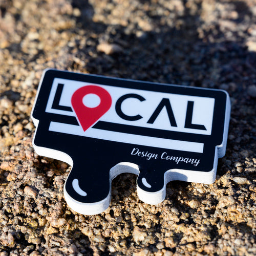 Local Design Co. Sticker