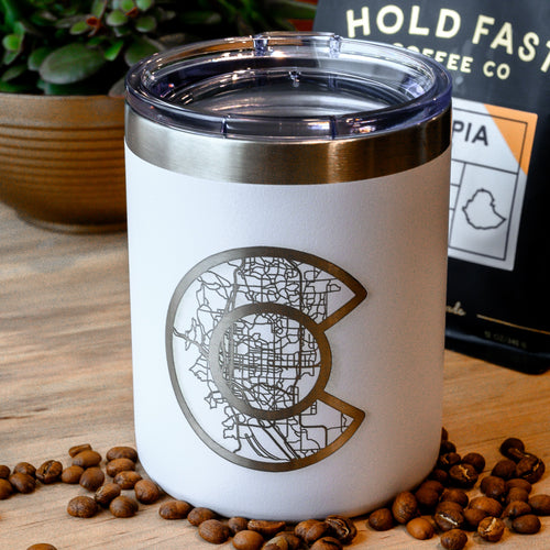 CO SPGS Coffee Tumbler