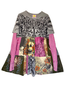 affliction dress