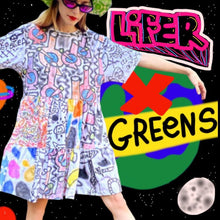 Load image into Gallery viewer, GREENS dress 1.0