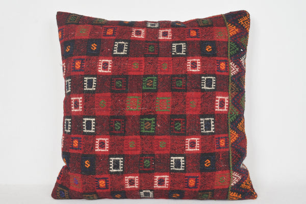 Kilim Pillow Covers on Sale A00201 24x24 Traditional cushions Inexpensive pillowcase