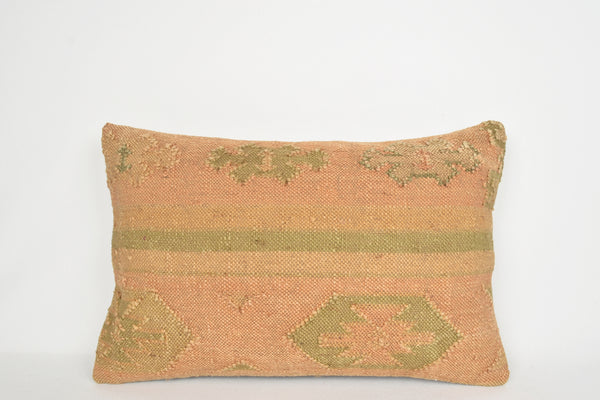 Traditional Turkish Pillow E00102 Lumbar Natural Eastern Accents