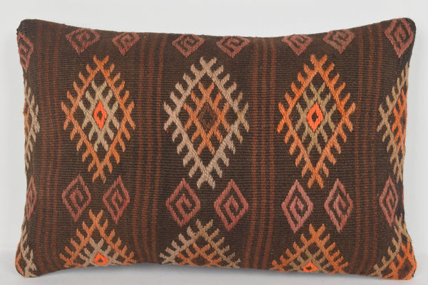 Turkish Pillows Wholesale E00602 Lumbar Knotted Shop Old Fabric