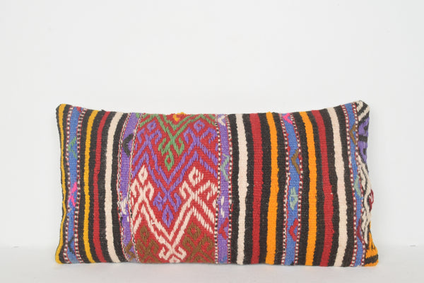 Kilim Pillow Covers for sale F01205 Lumbar Retail Large Urban