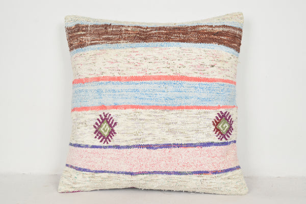 Turkish Cushions Perth A00606 24x24 Adornment Large Wool Folk Art