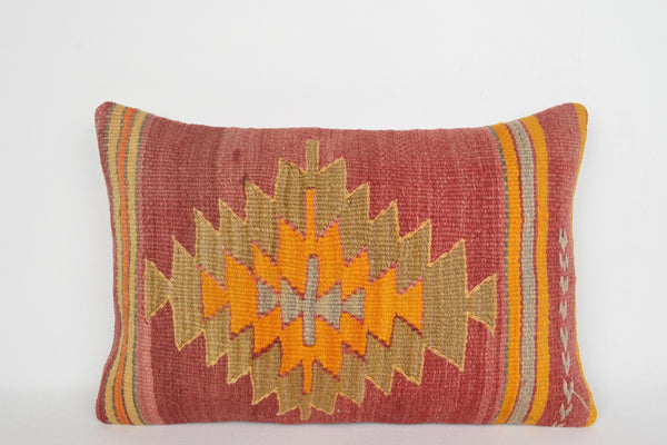 Kilim Pillows from Turkey E00108 Lumbar Retail Inexpensive Interior