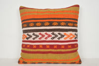 Kilim Cushion Covers Large A00409 24x24 Personal Large Artwork Anatolian