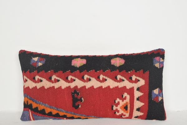 Kilim Rugs for Sale Near Me Pillow F00609 Lumbar Lace Strong Knit