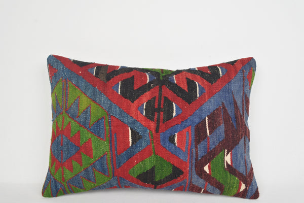 Turkish Cushions Brisbane E00111 Lumbar Wool Embroidery Knitted