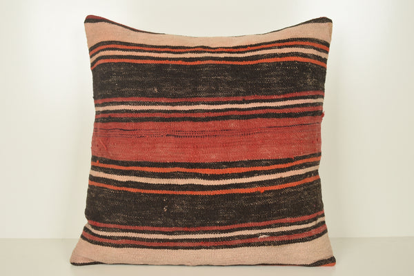 Turkish Kilim Pillow A01013 24x24 Kitchen Furnishing House Personal