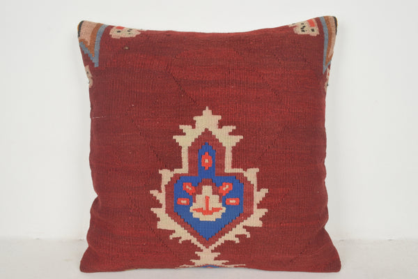 Kilim Pillow Wholesale A00415 24x24 Hand Embroidery Right Country