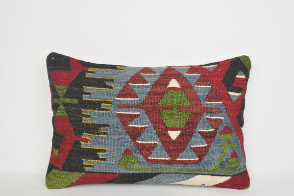 Kilim Pillows Cheap E00115 Lumbar Economic Cotton Strong