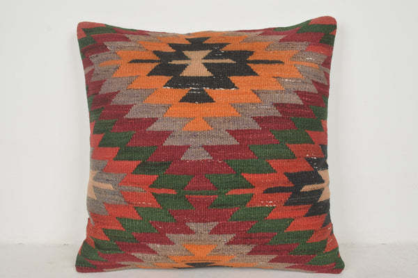 Turkish Woven Cushions A00417 24x24 Strong Cottage Village Beautiful