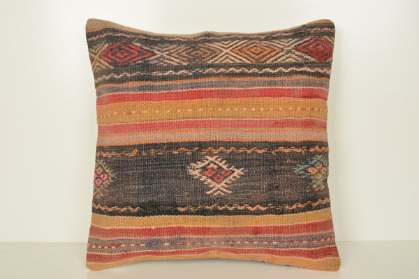 Turkish Carpet Pillows C01624 18x18 Adornment Accessory Beach Wedding