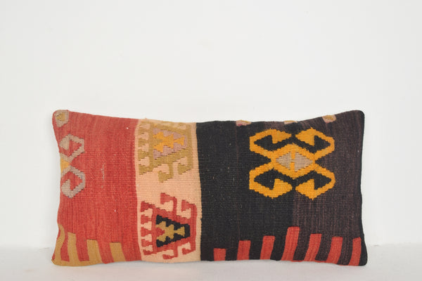 Kilim Rugs Prices Pillow F00624 Lumbar Accents Free Shipping Cheap