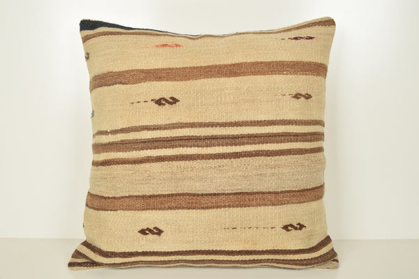 Kilim Pillow Covers A00925 24x24 Nautical Middle East Homemade