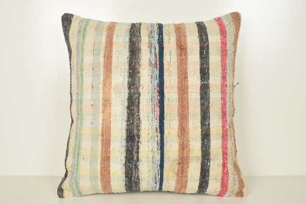 Kilim Throw Pillow Covers A00927 24x24 Strong Craft Room Novelty