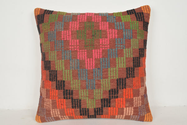 Turkish Embroidered Cushions A00535 24x24 Ethnic Celtic Homemade