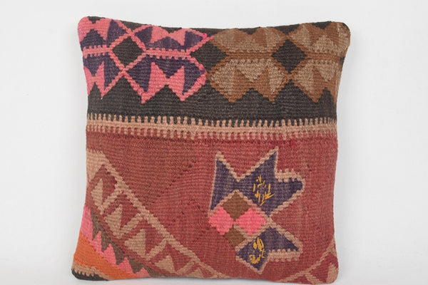Turkish Kilim Pillows Wholesale D00035 Midcentury Cottage Bench Bed