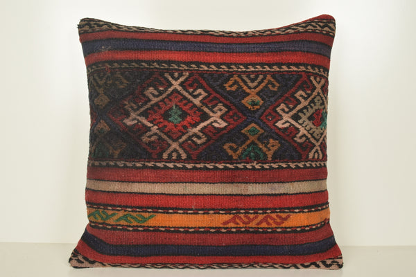 Turkish Design Cushion Covers A00936 24x24 Mid Century Model Sale