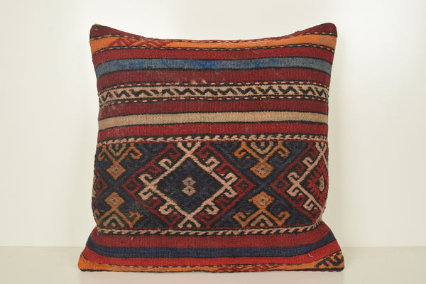 Kilim Cushions on EBAY A00938 24x24 Excellent Textile Bohemian